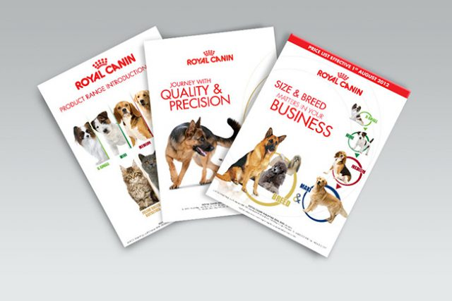 Royal Canin Brochure-Cover