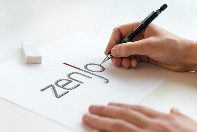 01 Zenjo Logo Sketch