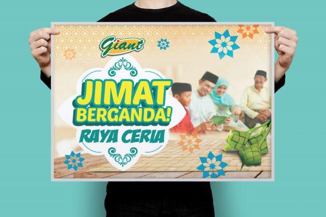 04 Giant Raya Poster