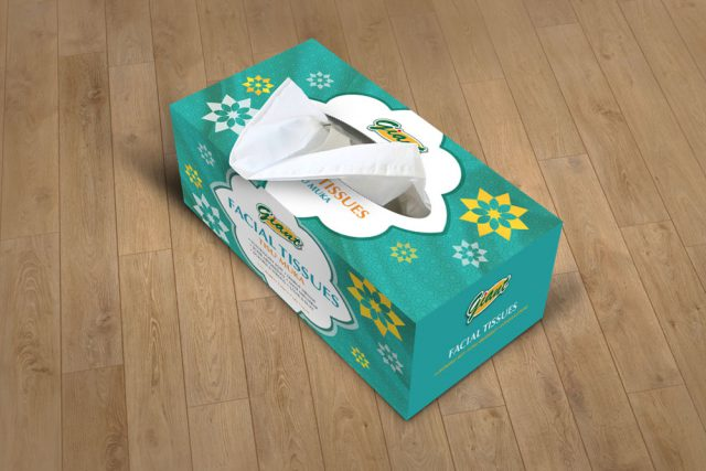 05 Giant Raya Tissue Box